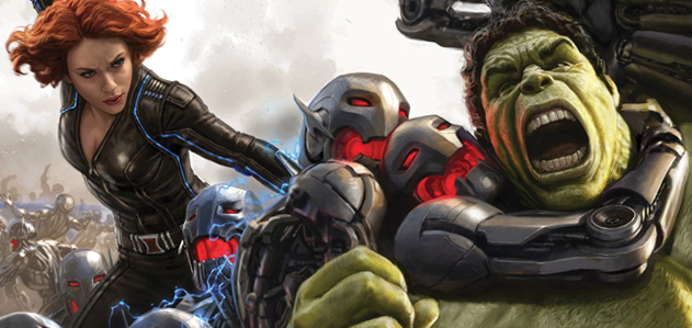 Extended trailer for 'Avengers: Age of Ultron'
