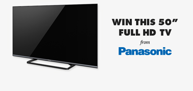 Pick the Oscars, win with Flicks and Panasonic!