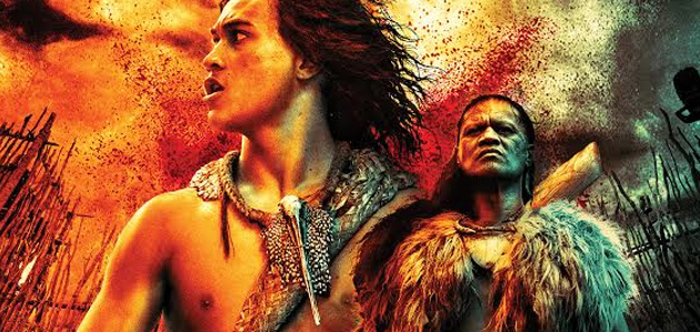 Poster reveal for 'The Dead Lands'