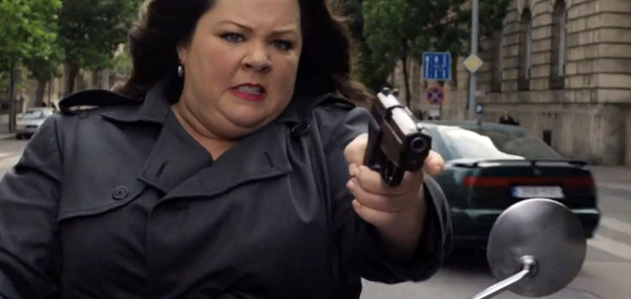 Red-Band Trailer: Melissa McCarthy in 'Spy'