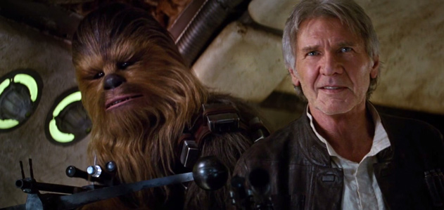 Brilliant New Teaser to 'Star Wars 7'