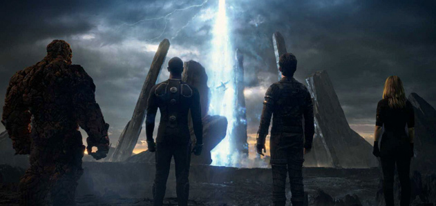 First Trailer to the New 'Fantastic Four'
