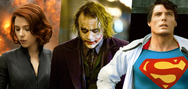 What are the 10 Best Superhero Movies Ever?