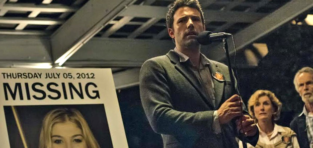 Trailer: 'Gone Girl' Starring Ben Affleck