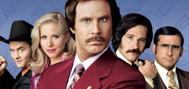 New teaser for 'Anchorman 2'