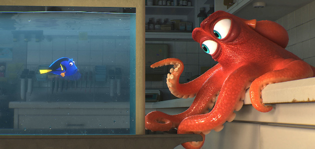 New Trailer for 'Finding Dory'