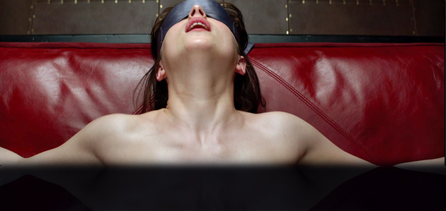 First trailer for 'Fifty Shades of Grey'