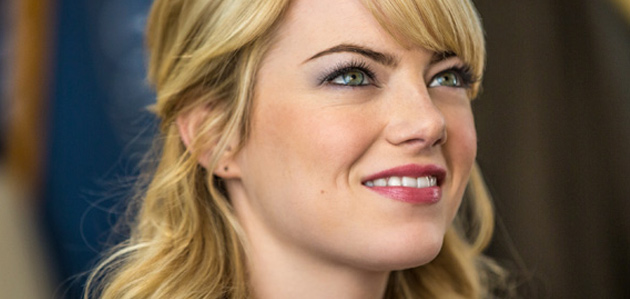 We Chat to 'Spider-Man' Star Emma Stone